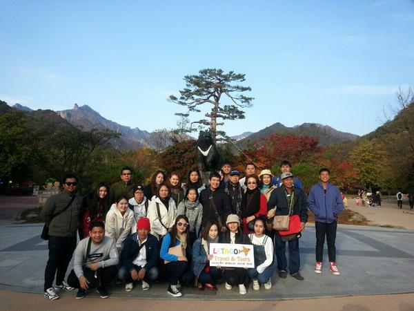 korea tour40